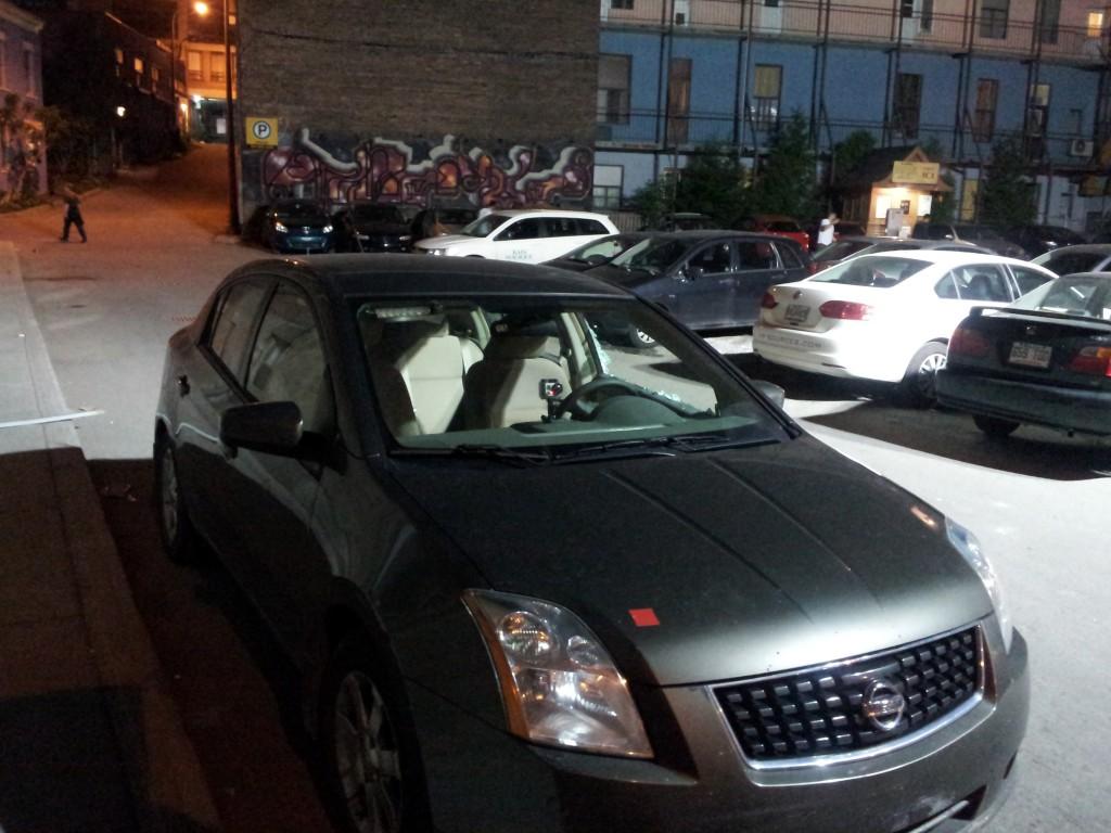 Montreal Under Siege - Vandalism, surveillance